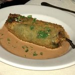 The chili relleno...