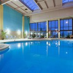 Renovated Indoor Swimming Pool