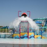 Paradise Cove Water Park at Lake Reba Recreational Park