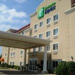 Holiday Inn Express Evansville West照片