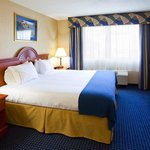 Foto de Holiday Inn Express Syracuse Airport