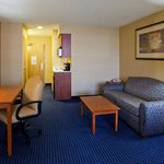 Bilde fra Holiday Inn Express Syracuse Airport