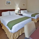 Holiday Inn Express Junction City KS Foto