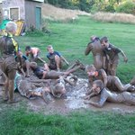Muddy good fun for kids of all ages