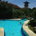 Photo de The Graha Cakra Bali Hotel