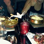 Great Indian food