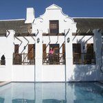 Oudekloof Wine Estate & Guest House Foto