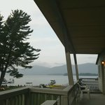 Foto de Golden Sands Resort on Lake George
