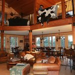 Elk Trace Main Lodge Interior