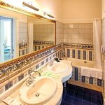 Royal Grand Hotel Kiev Bathroom VIP Suite