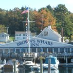 Photo de Brown's Wharf Inn