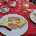 breakfast hotel playa larga