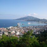Fantasic Views over Zante town