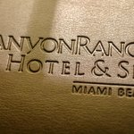 Canyon Ranch Hotel & Spa Miami Beach resmi
