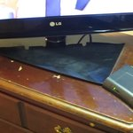 TV Stand in rough shape