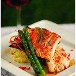 Victoria's offers fresh fish daily