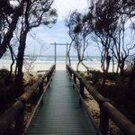 Bilde fra Anchorage on Straddie Beachfront Island Resort