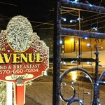 Foto de The Avenue Bed & Breakfast