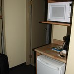 In room amenities, Days Inn & Suites - Thompson  |  21 Thompson Dr N, Thompson, Manitoba