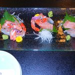 Unbelievable sashimi!
