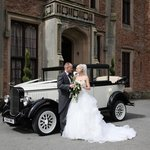 Stunning wedding car from 2XL limos