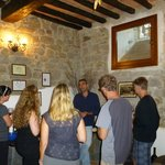 Wine Tour with Leonardo - Wine Cellar