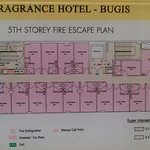 Photo de Fragrance Hotel - Bugis