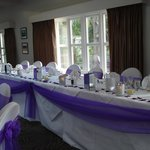 Wedding Top Table