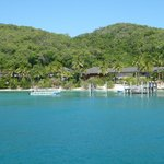 Resort on Fitzroy Island