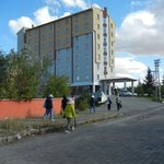Hotel from Street