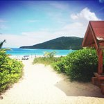 One of the beautiful days on culebra