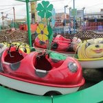 Lovely Ladybirds - Leisure Island Funpark