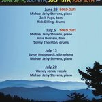 Summer Jazz at the Classic Wineseller