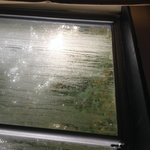 Condensation on Inside of the Window