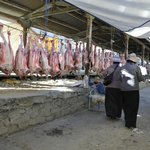 The market nearby