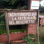 Photo de La Fattoria del Boschetto