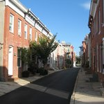 Bilde fra Blue Door on Baltimore