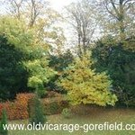 Φωτογραφία: The Old Vicarage Bed and Breakfast