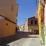 The streets of Riba-Roja
