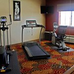 OKComfort Inn Fitness