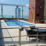 38th floor pool