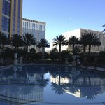 Palazzo Pool area...beautiful!