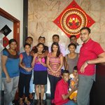 With Mitraa Team...