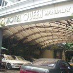 Foto de Hotel Queen Mandalay