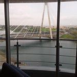 Bridge from hotel room
