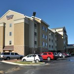 Fairfield Inn & Suites Tulsa Southeast/Crossroads Village resmi