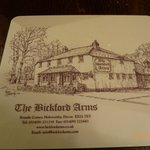 The Bickford Arms resmi