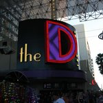 The D Las Vegas Casino Hotel Foto