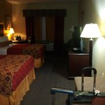 Photo de BEST WESTERN PLUS Intercontinental Airport Inn