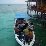 Foto de Arung Hayat Sipadan Adventures Dive Center